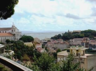 Lisbon Miradouro da Graca (1)