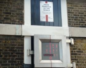 London Greenwich world meridian