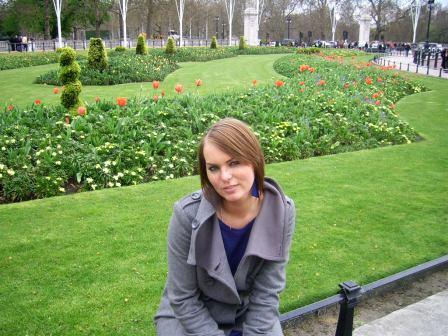 Me in Kensington Gardens
