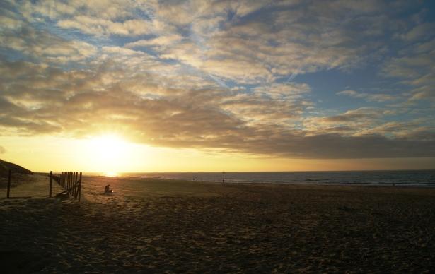 Beach of Kijkduin