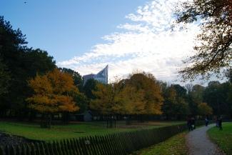 The Hague city parks