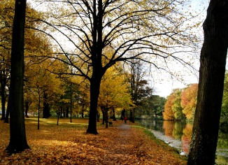 City parks of the Hague