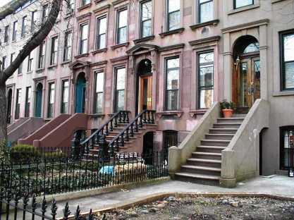 NYC Brownstone Brooklyn