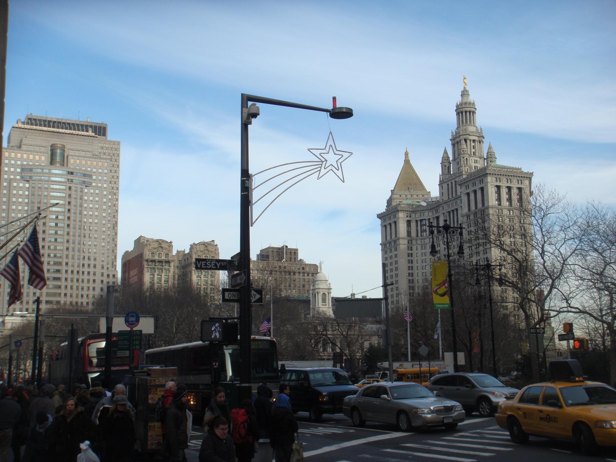 NYC city views