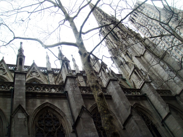 NYC St Patricks Cathedral (1)