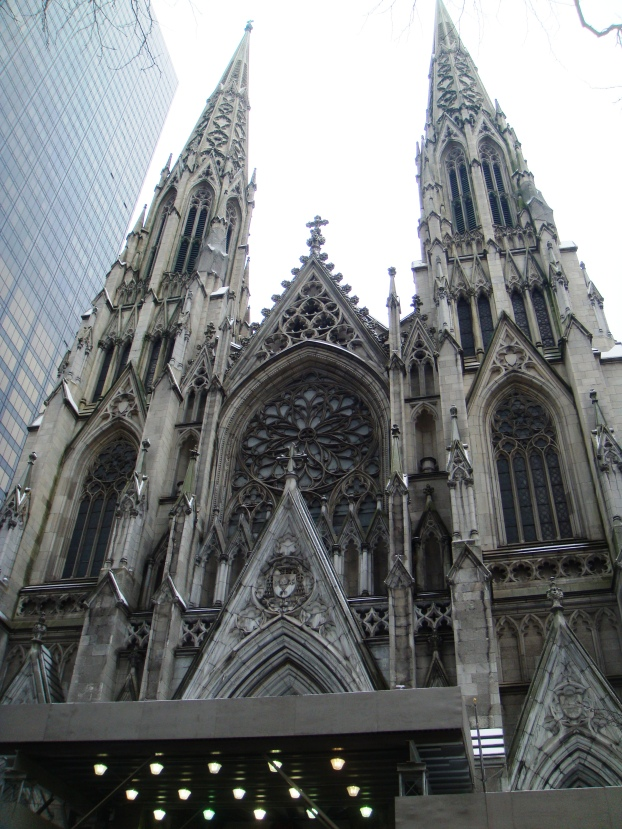 NYC St Patrick's Cathedral