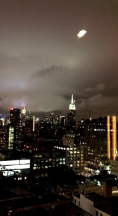 View from The Top Of The Standard
