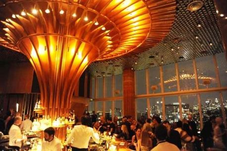 NYC Top Of The Standard