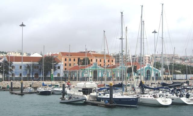 Belém harbour