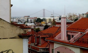 Lisbon city views