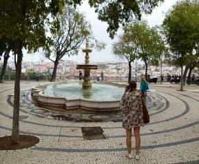 Lisbon Park Miradouro de Sao Pedro de Alcantara (3)
