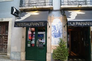 Lisbon restaurants