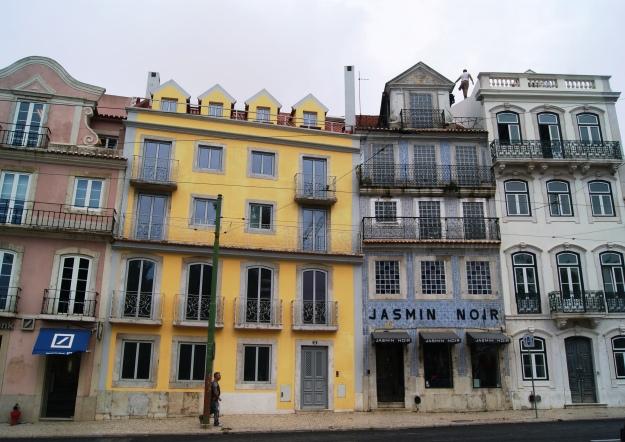 Lisbon's architecture