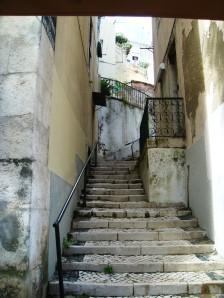 Lisbon street views