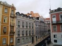 Facades of Lisbon