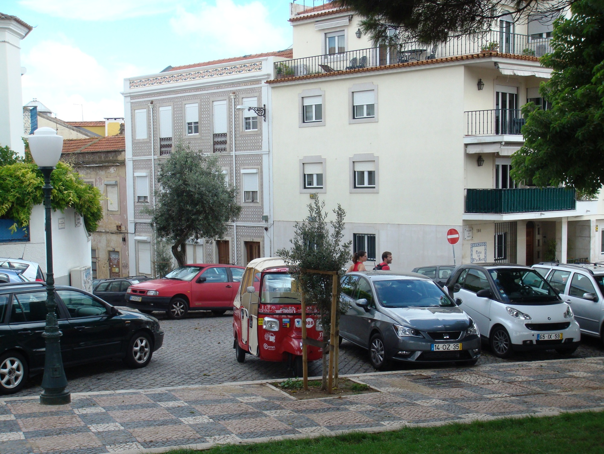 Lisbon tuk tuks