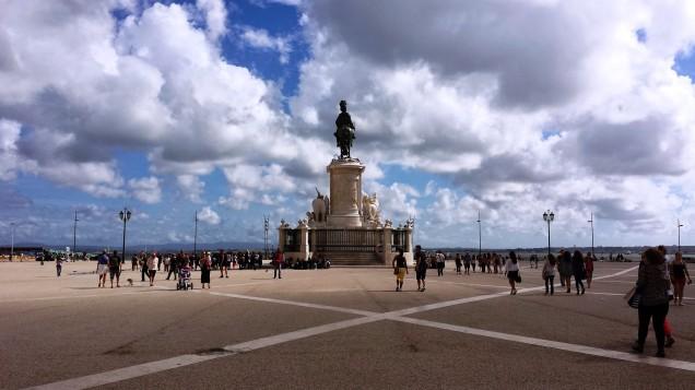 Praca do Comércio Lisbon