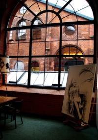 Gastwerk Hotel art room (2)