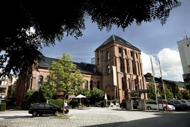 Hamburg Gastwerk Hotel facade