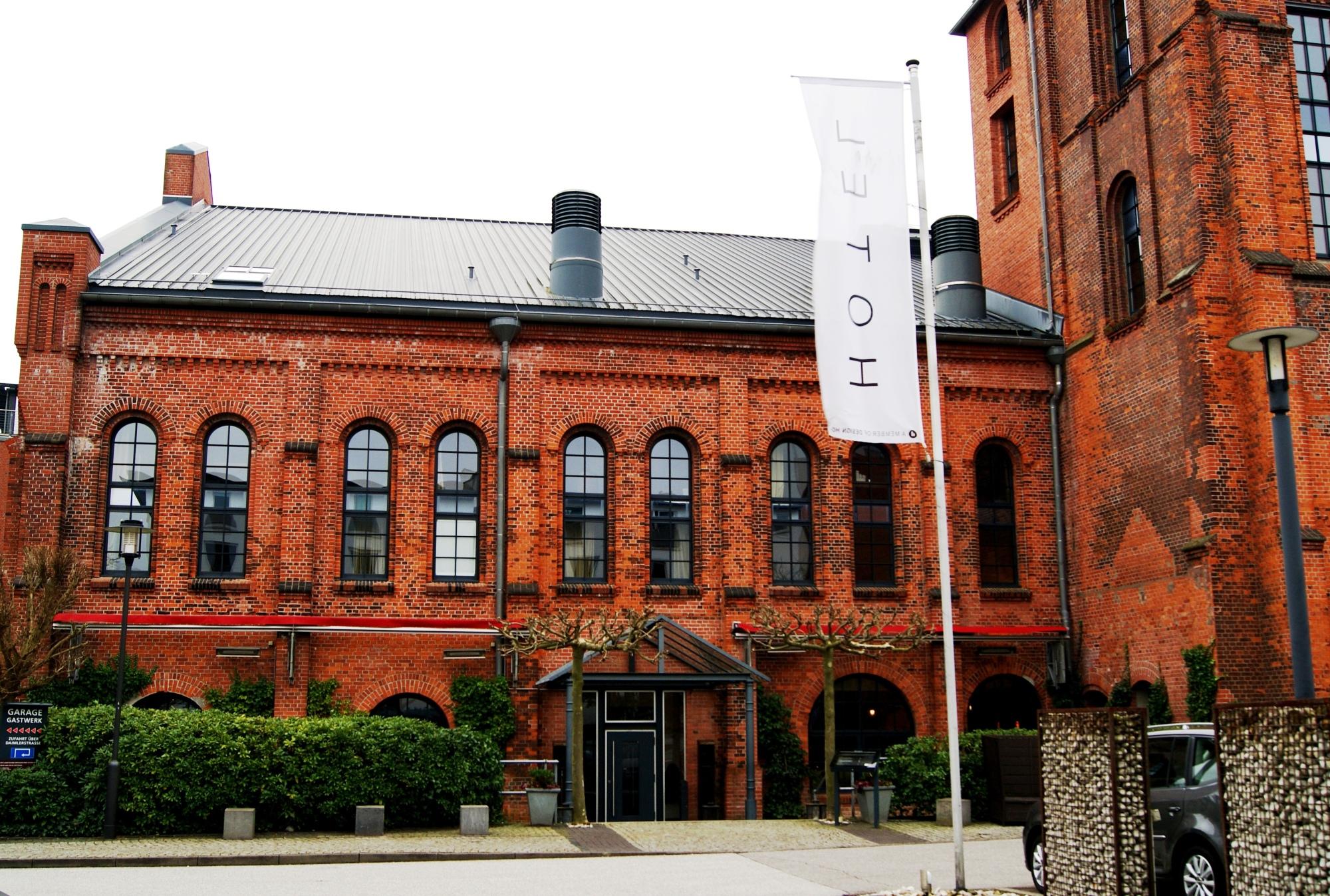 Gastwerk hotel Hamburg facade