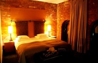 Hamburg Gastwerk Hotel loft room