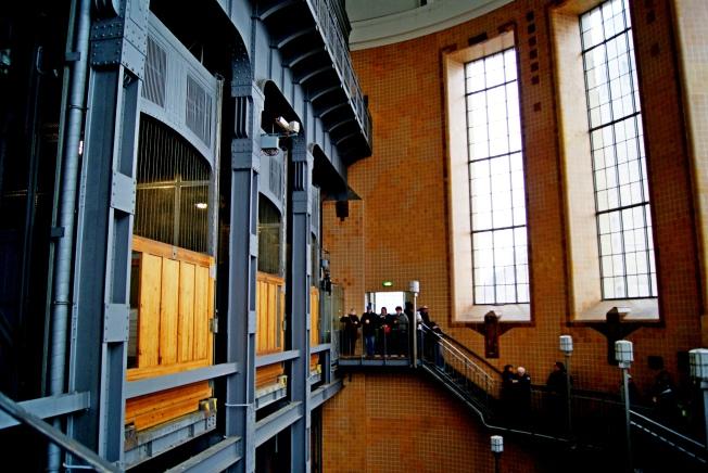 Altes Elbtunnel Hamburg (3)