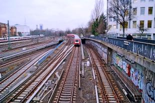 Central train station Hamburg (2)