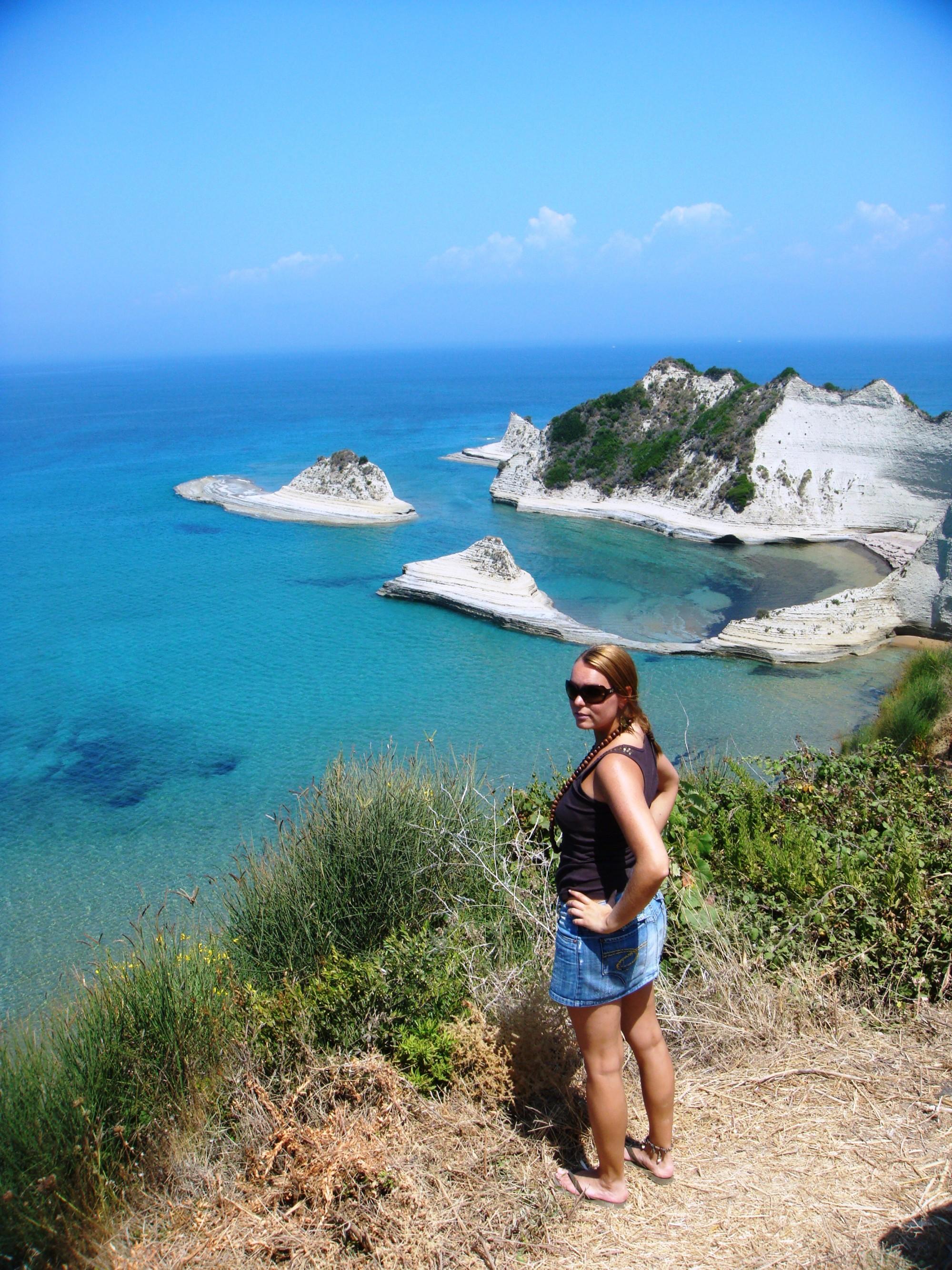 Travel Authentic Chic exploring Corfu