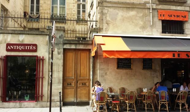 Parisian localities