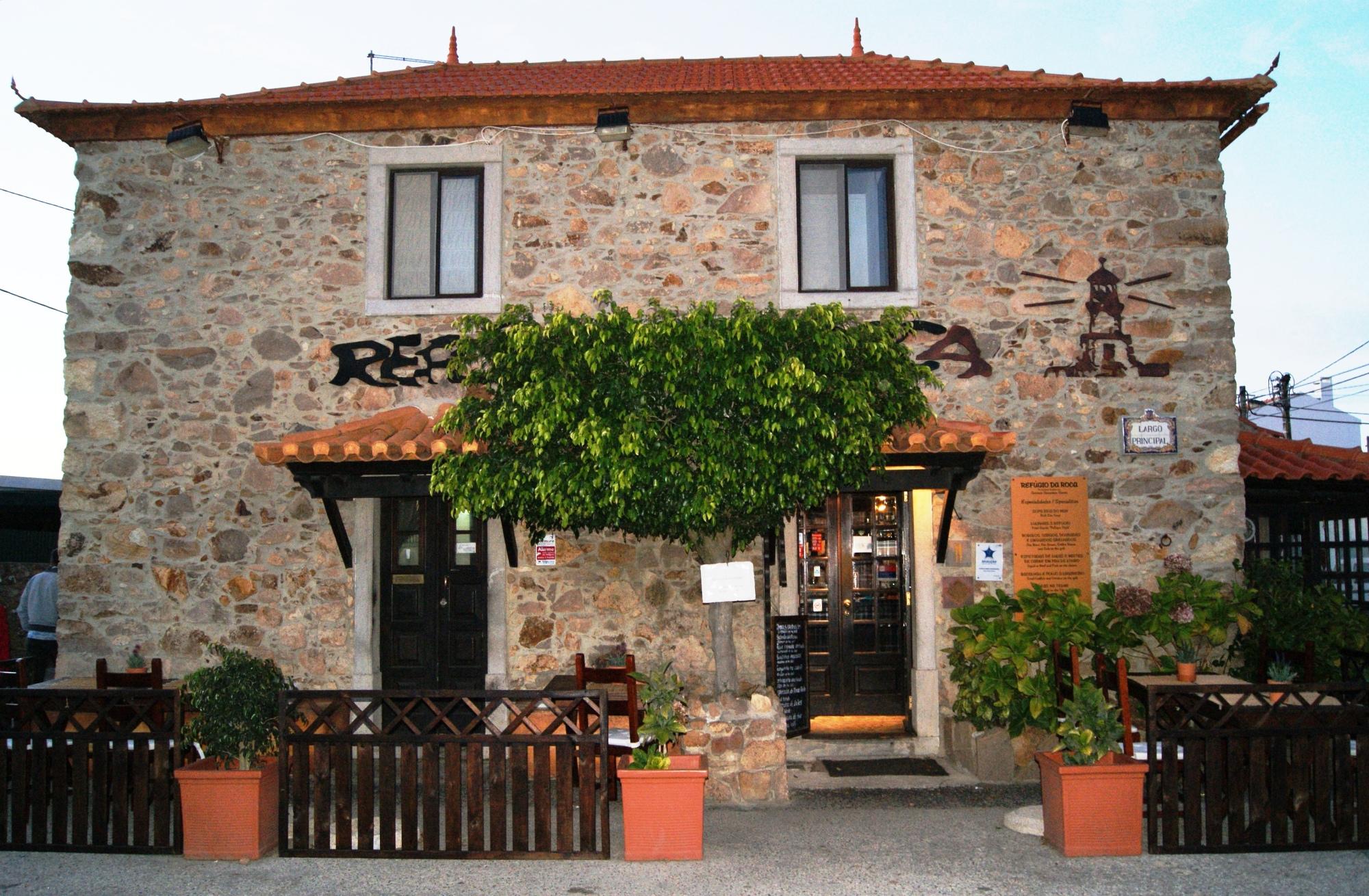Travel Authentic chic Portuguese restaurants