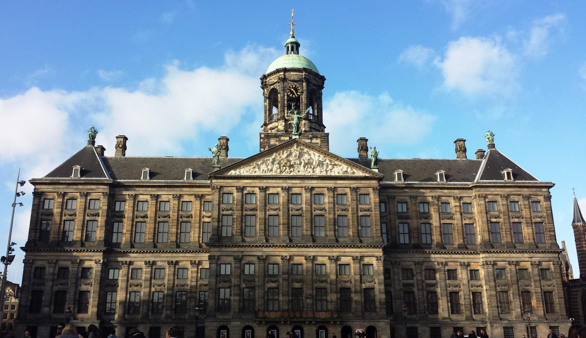 Amsterdam Palace on the Dam