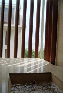 Bali Anantara Seminyak suite view