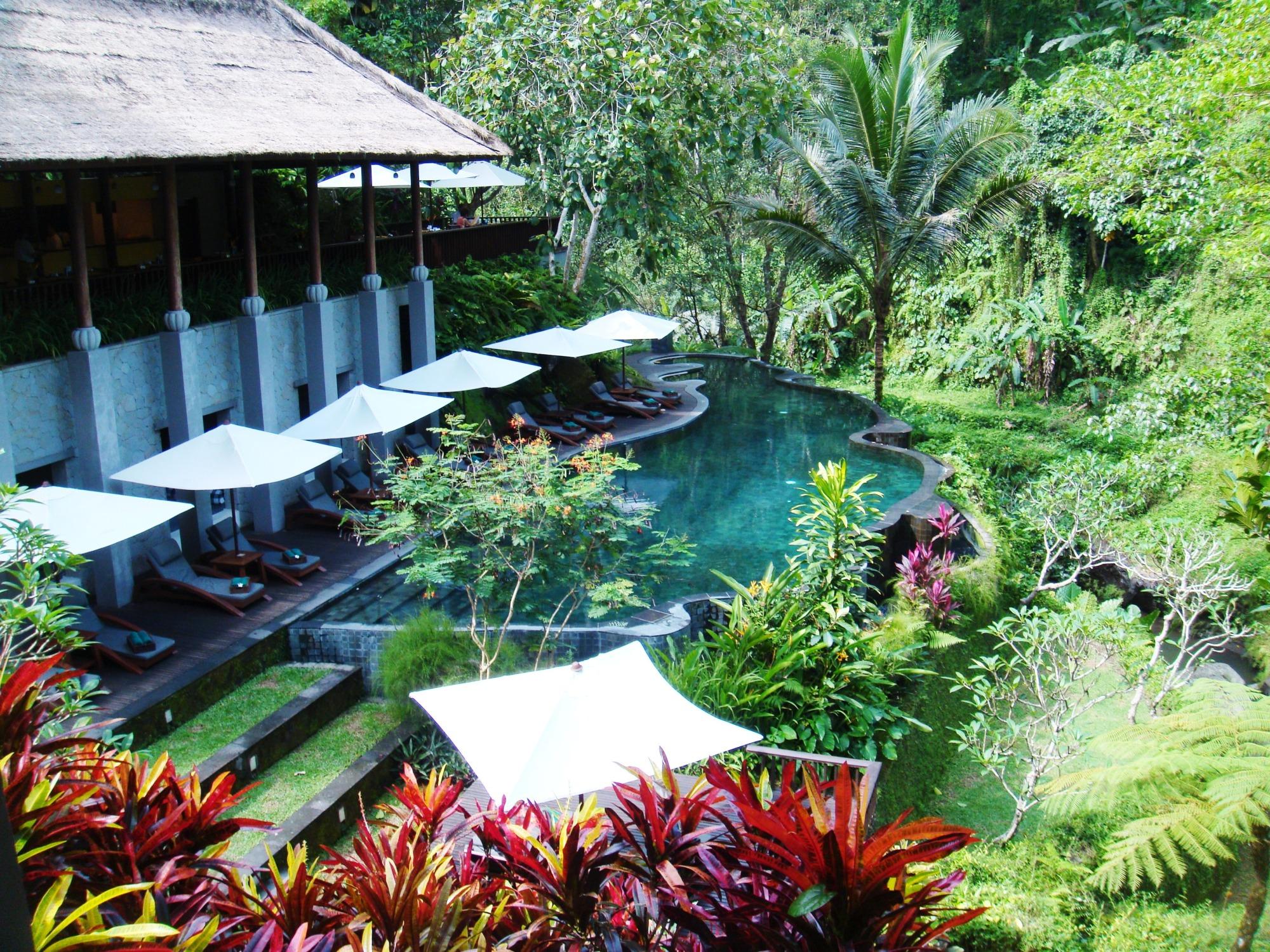 Bali Maya Ubud 2nd pool