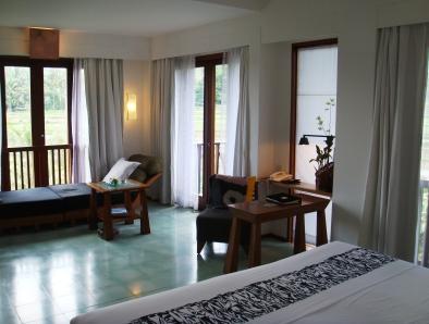 Bali Maya Ubud room