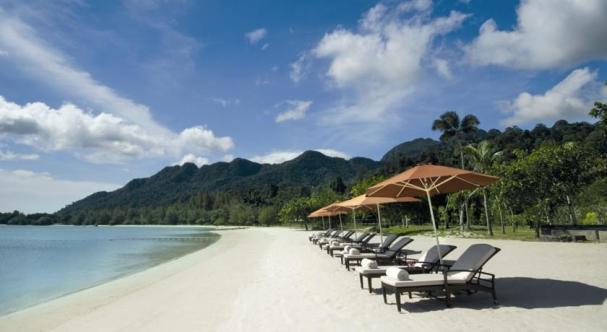 Langkawi The Danna beach