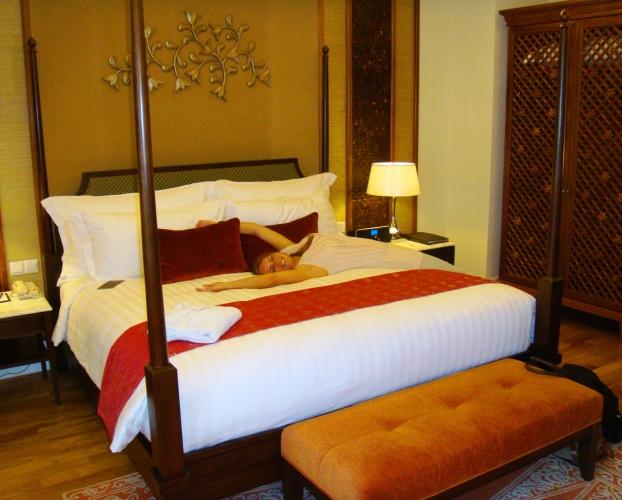 Langkawi The Danna Viceroy room