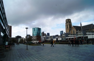 Rotterdam-Grote Markt