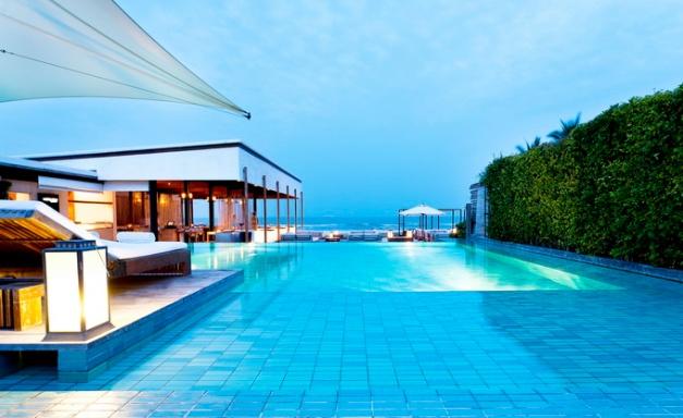 Hua Hin Putahracsa seaside pool