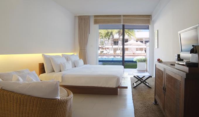 Hua Hin Putahracsa hotel room