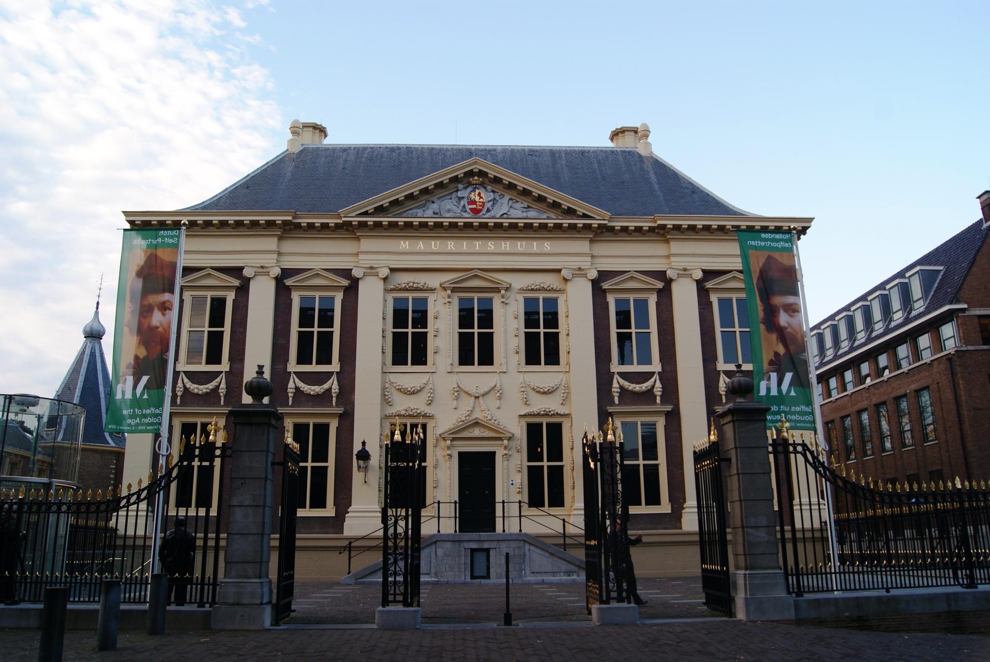 The Hague-Mauritshuis
