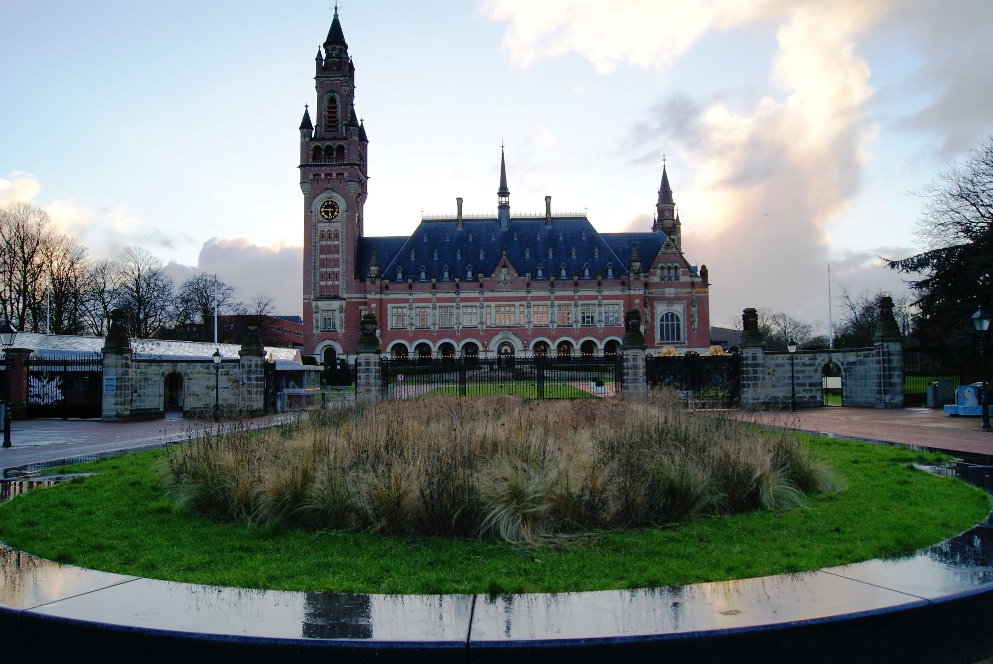 The Hague-Peace Palace