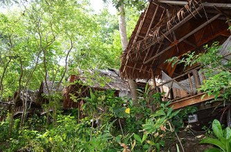 Koh Phi Phi Viking nature resort bungalows