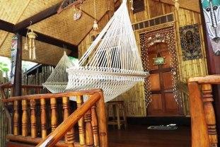 Koh Phi Phi Viking tree hut hammock
