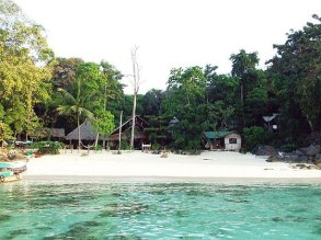 Koh Phi Phi Viking nature resort private beach