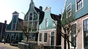 Old houses of Zaanse Schans