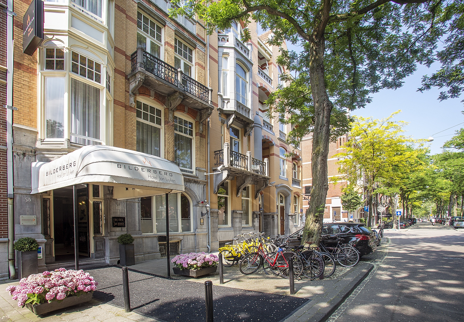 Bilderberg Hotel Jan Luyken Amsterdam