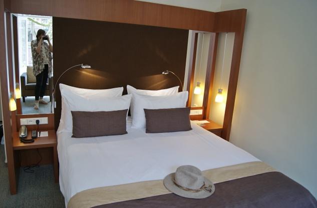 Bilderberg Jan Luyken Hotel Amsterdam superior room
