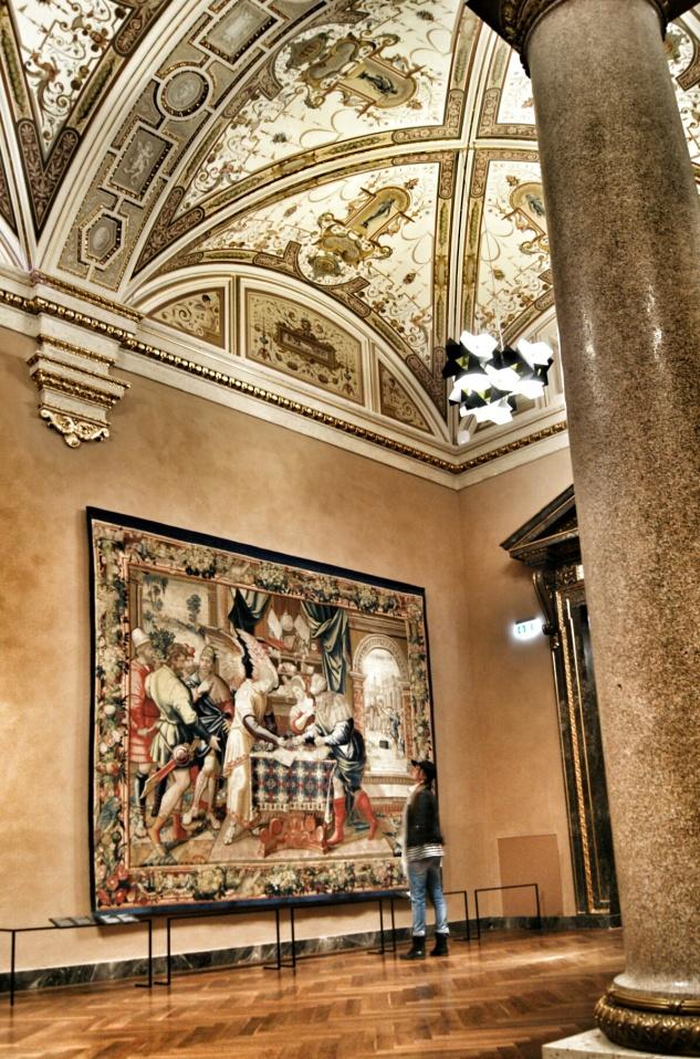 Kunsthistorisches Museum inside Vienna (3)