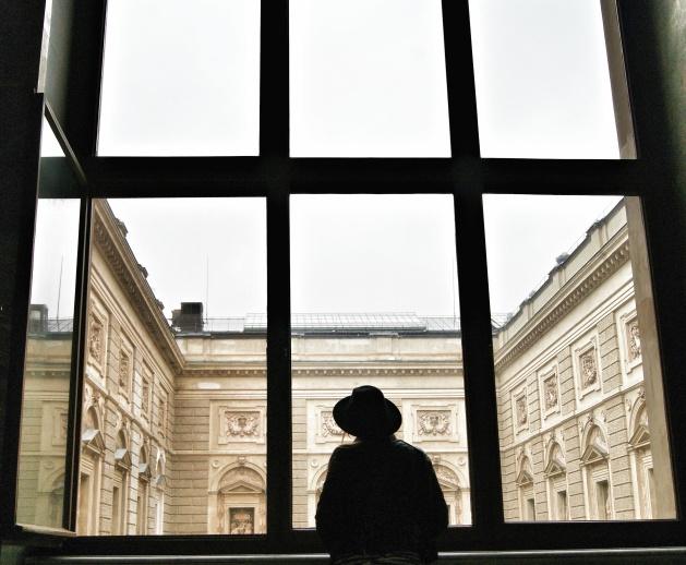 Kunsthistorisches museum's views Vienna
