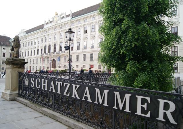 Schatzkammer Hofburg Vienna (1)